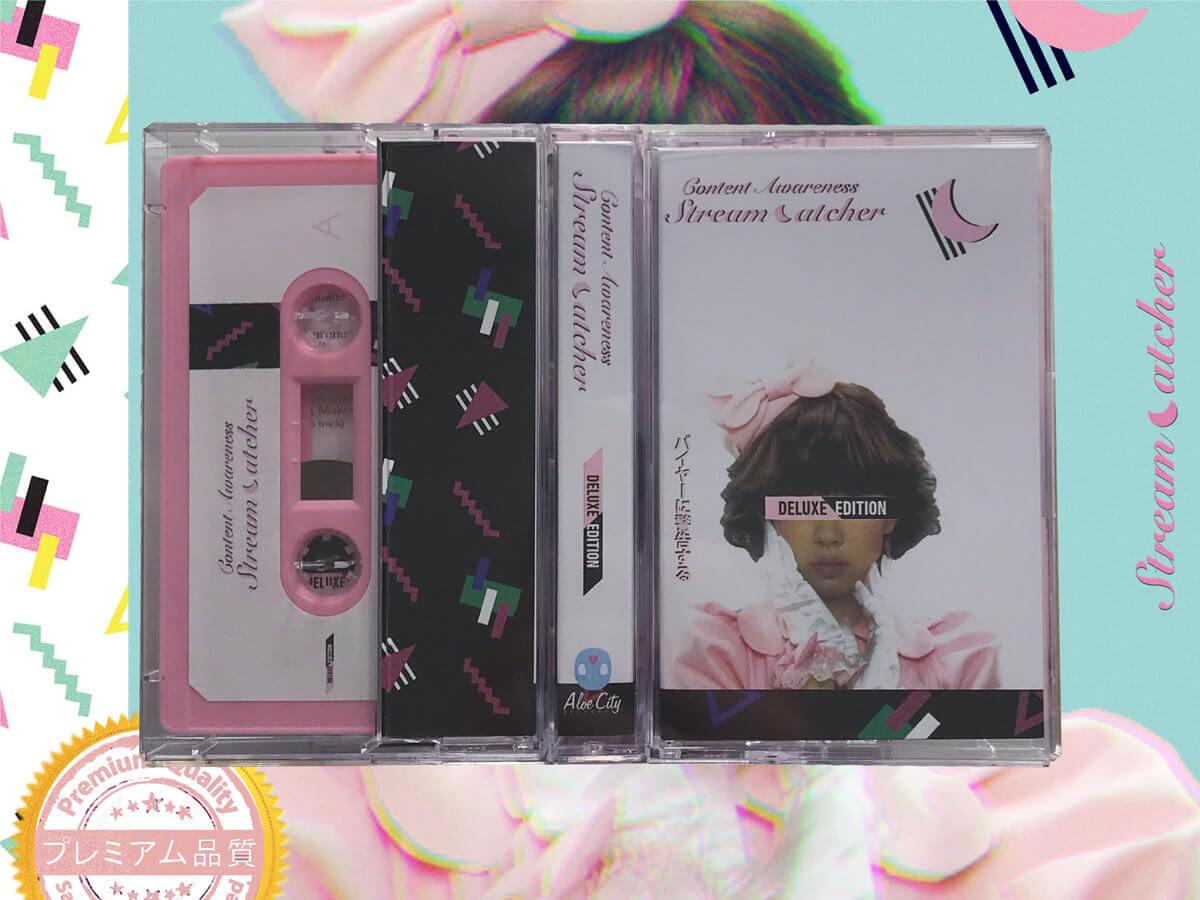 Content Awareness by Stream☾atcher (cassette)