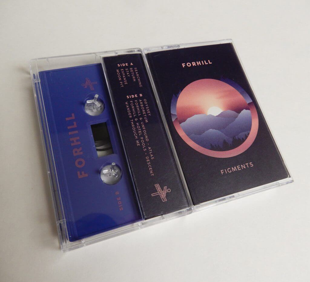 Forhill - Figments Cassette release