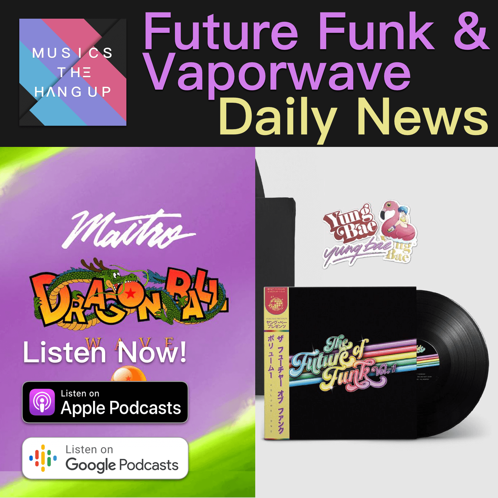 Future Funk & Vaporwave Daily News of 3/27/2019