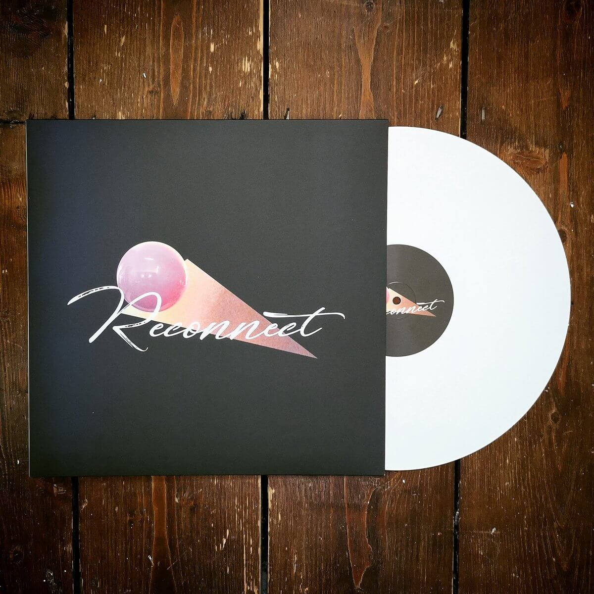 Barbwalters – Reconnect (vinyl)