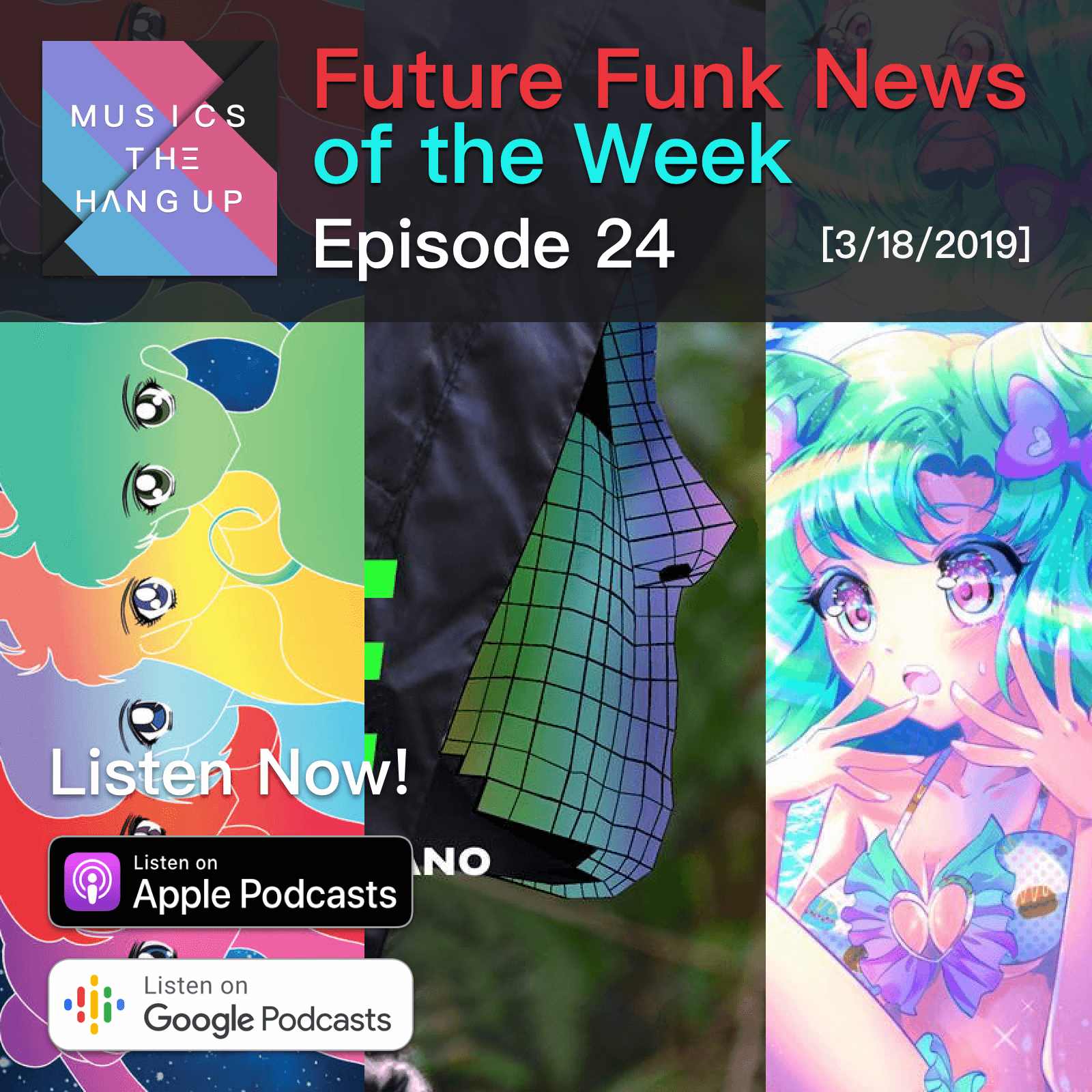 Future Funk News of March 18th, 2019