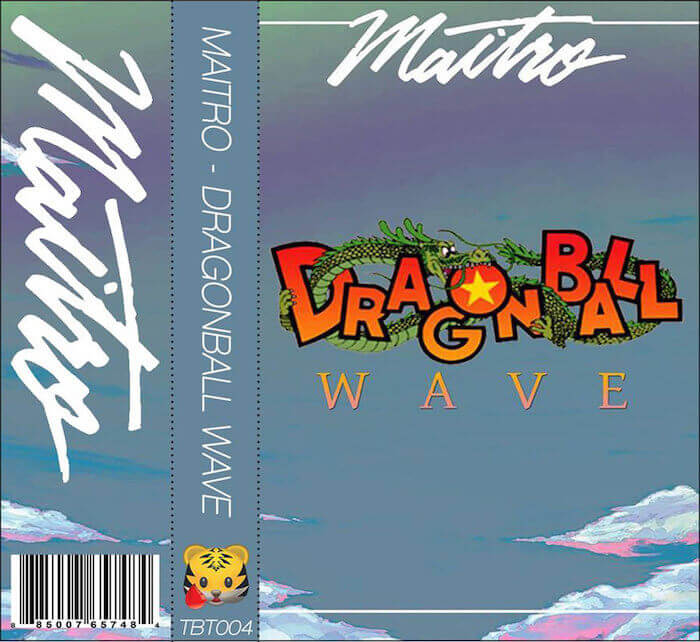 Maitro - Dragonball Wave