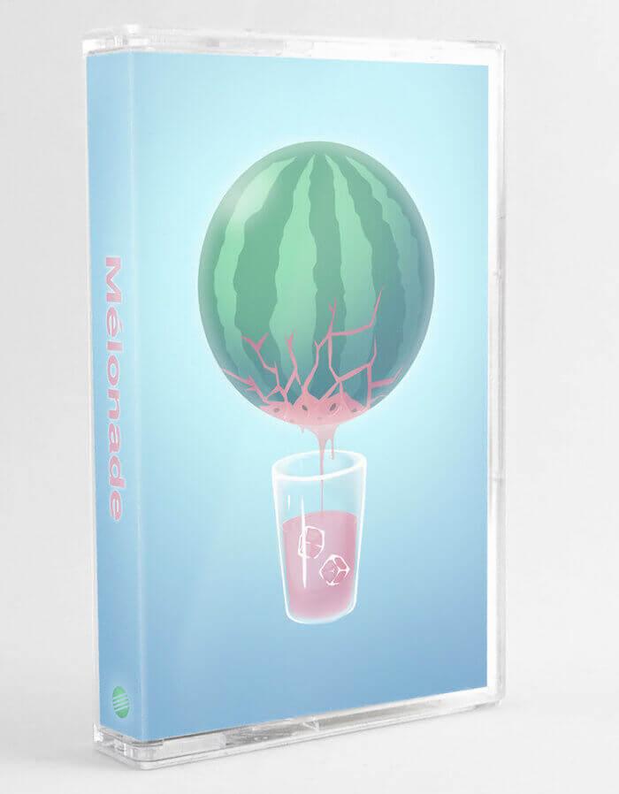 Mélonade cassette