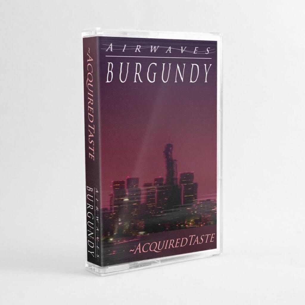 Airwaves Burgundy by ~AcquiredTaste