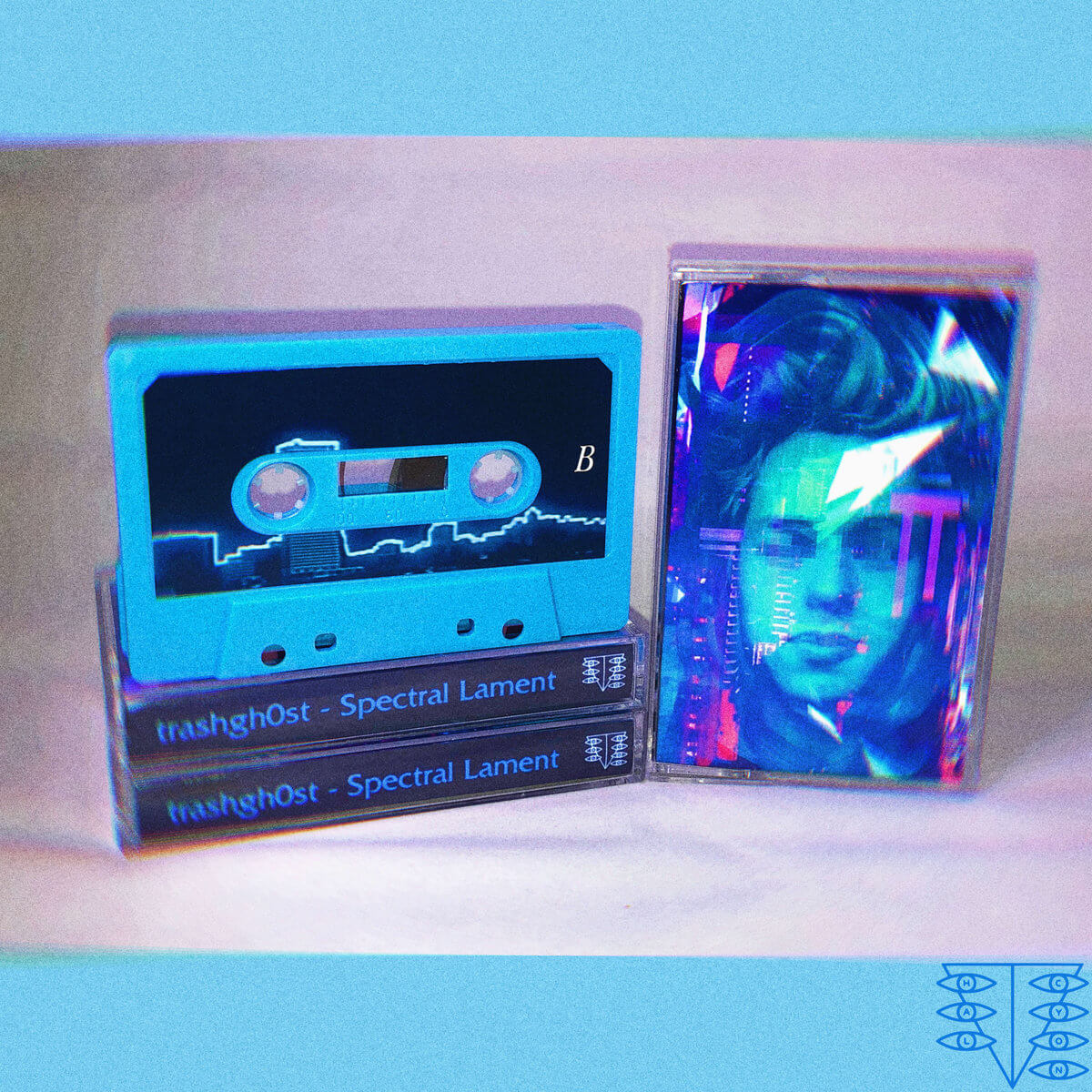 Spectral Lament by trashgh0st (Cassette)