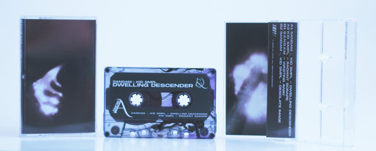 Sangam & Kid Smpl – Dwelling Descender (cassette)