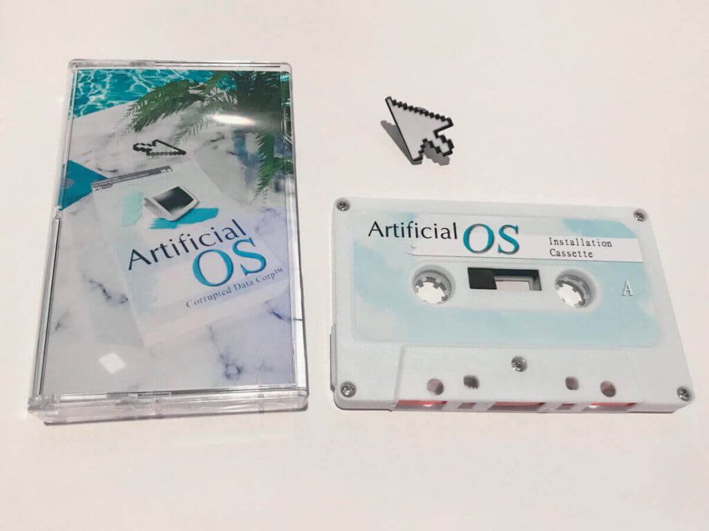 Artificial OS by Corrupted Data Corp™