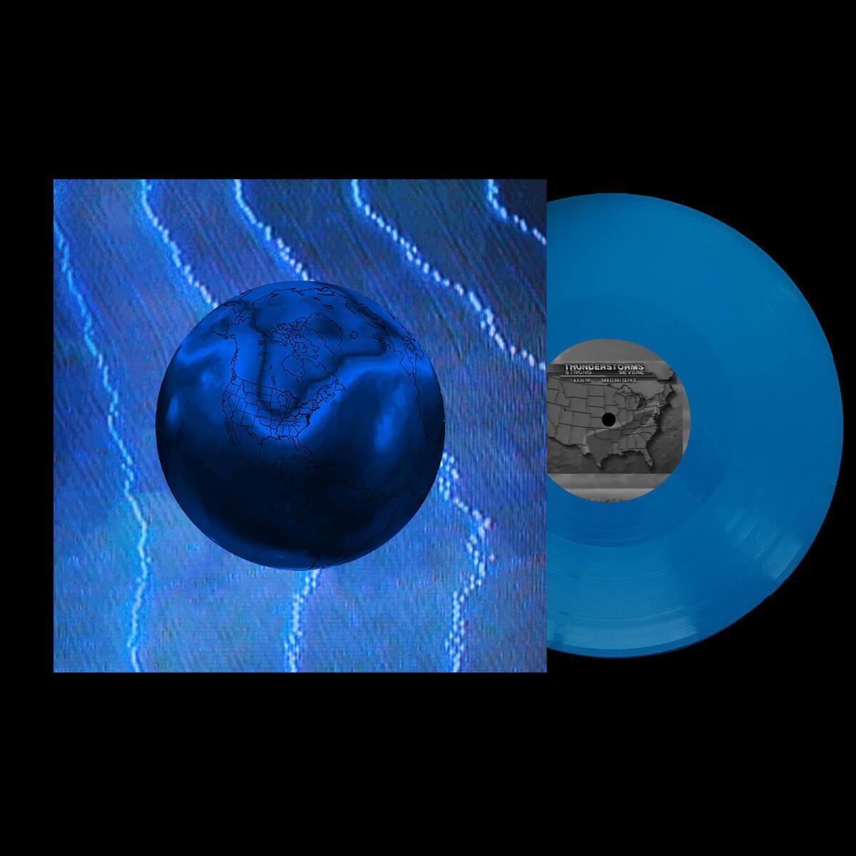 WEATHERMAN by TYRIS WHITE (vinyl)