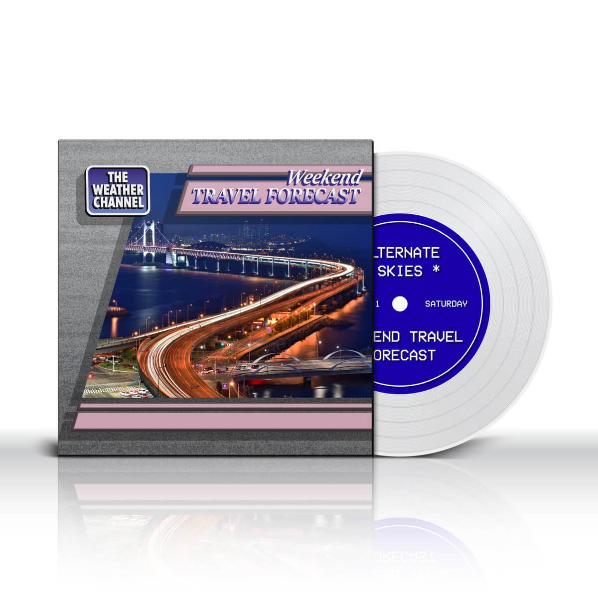 Alternate Skies – Weekend Travel Forecast (vinyl)