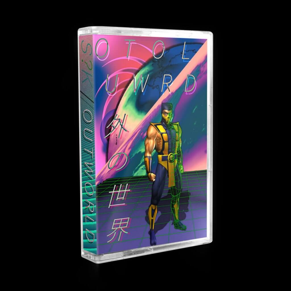 S?K - OUTWORLD (cassette)