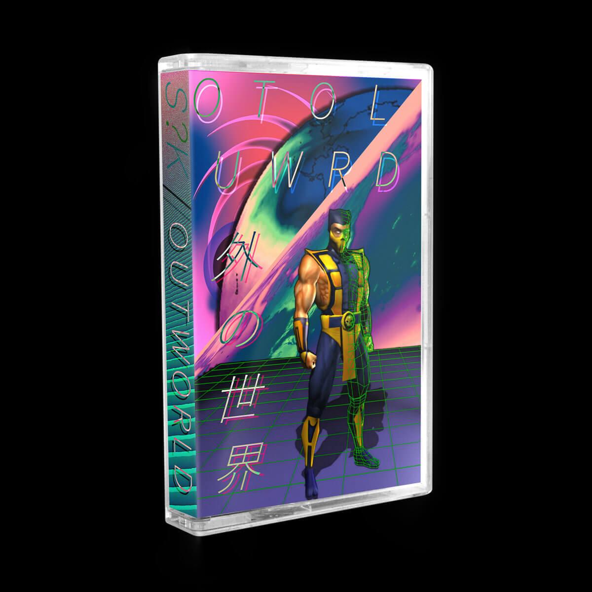 S?K – OUTWORLD (cassette)