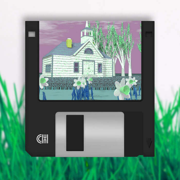 Earth Daze by Wizard of Loneliness (Floppy Disk)