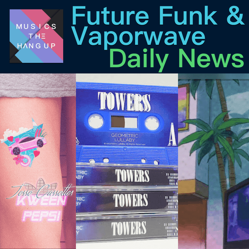 4-15-2019 vaporwave and future funk daily news