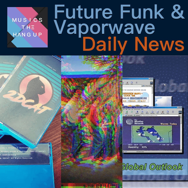 4:8:2019 daily news future funk and vaporwave