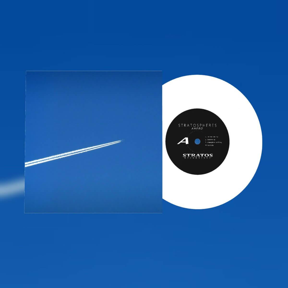 Stratospheres by Ahero. (Vinyl)