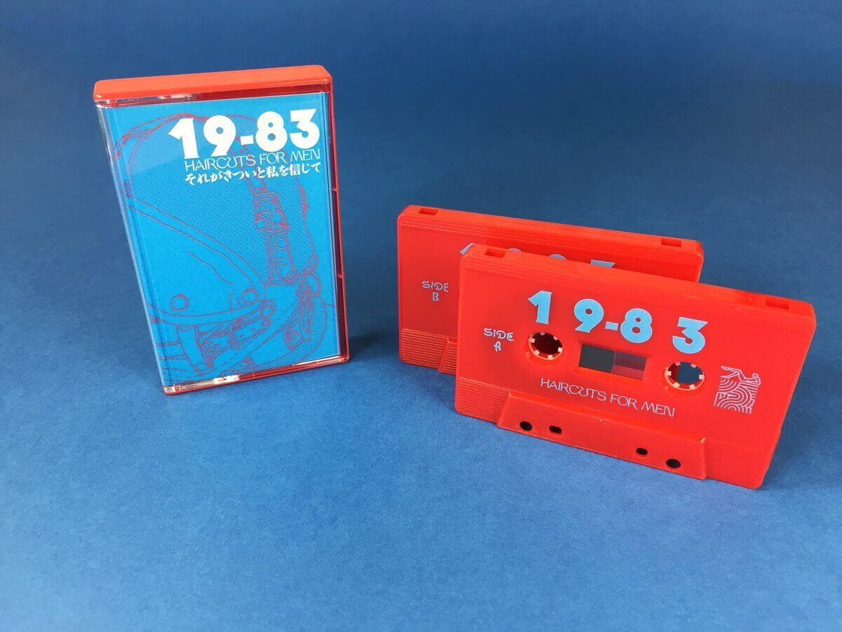 19-83 by Haircuts For Men (cassettes)