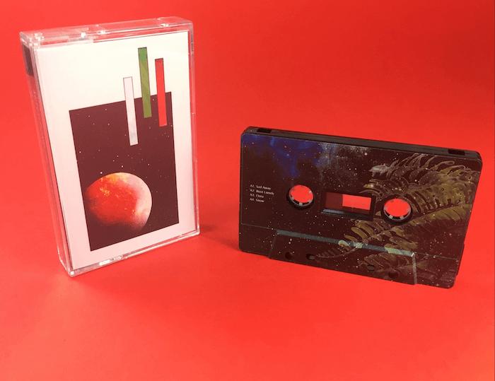 Mitch Porsche - Far Reach cassette