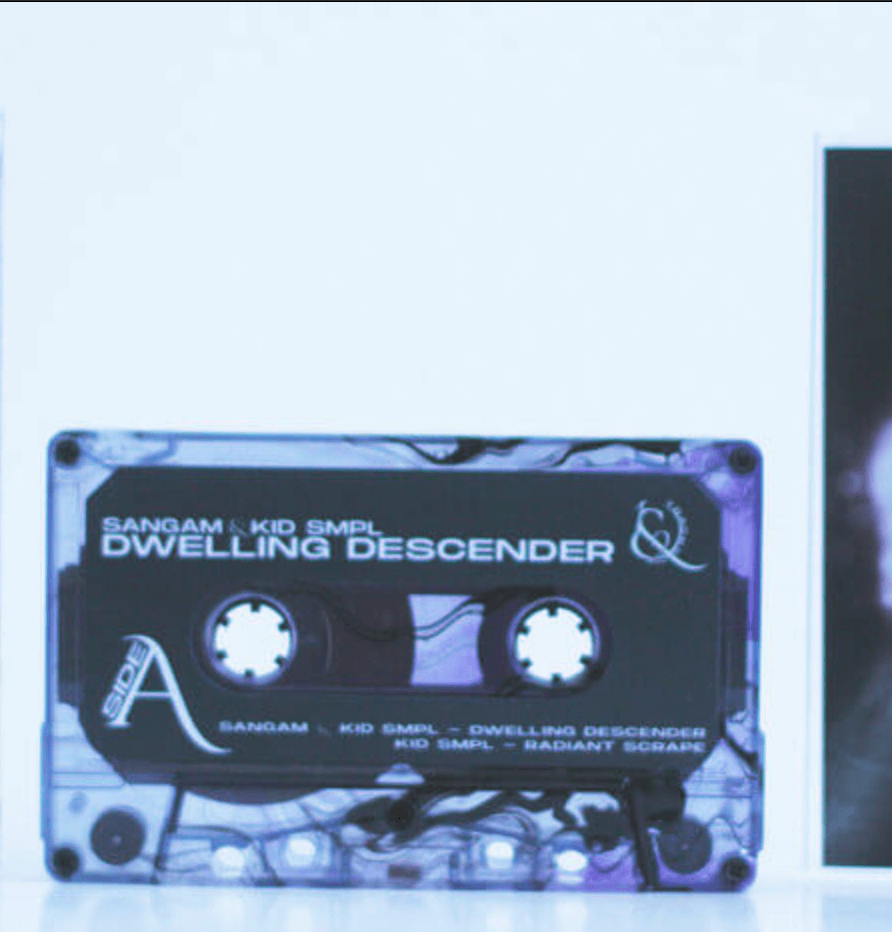 Sangam & Kid Smpl - Dwelling Descender cassette