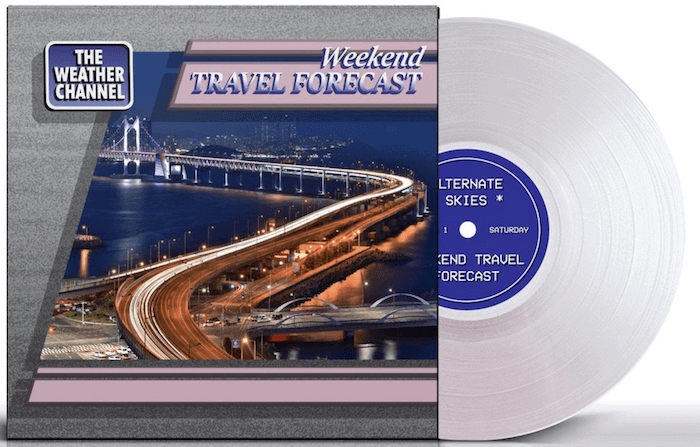 Weekend Travel Forecast by Alternate Skies
