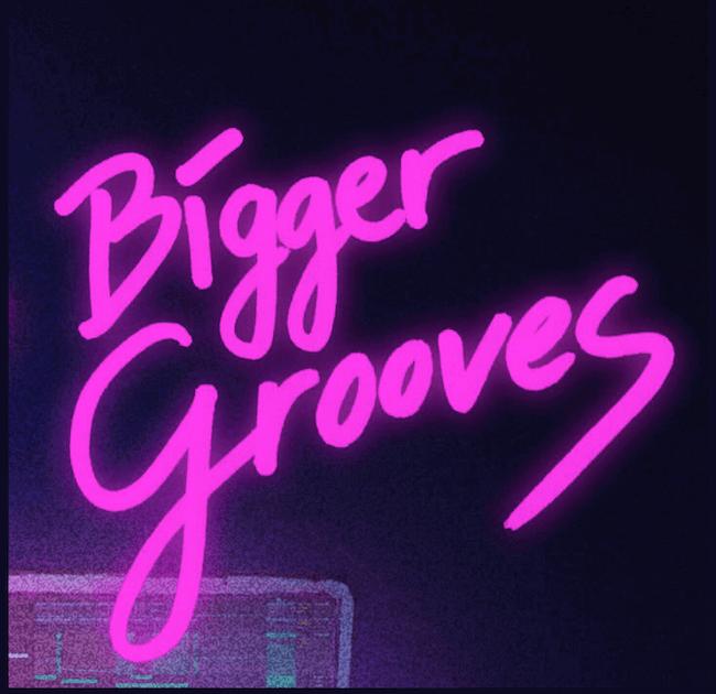 Bigger Grooves - Neon Vectors