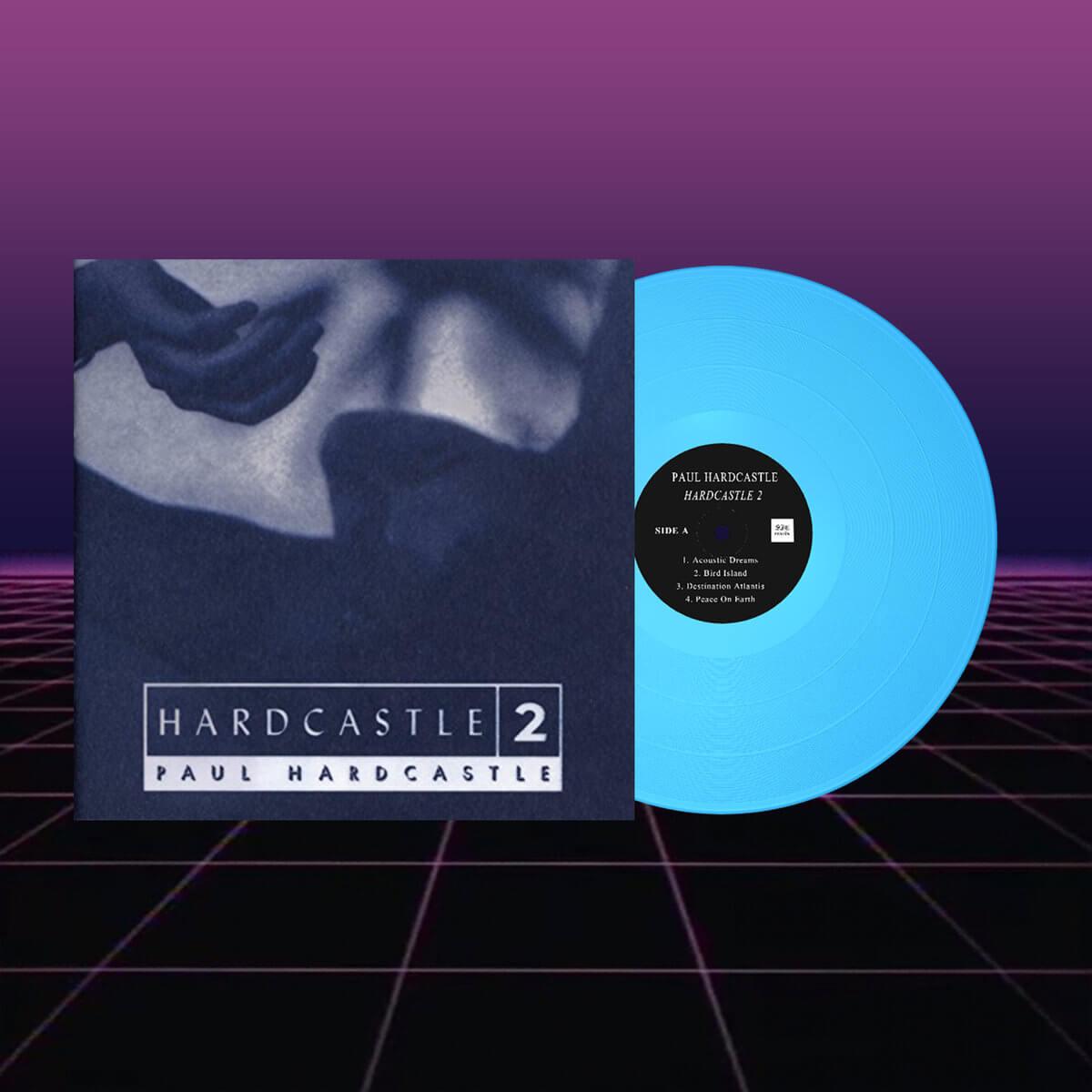PAUL HARDCASTLE – HARDCASTLE 2 (vinyl)