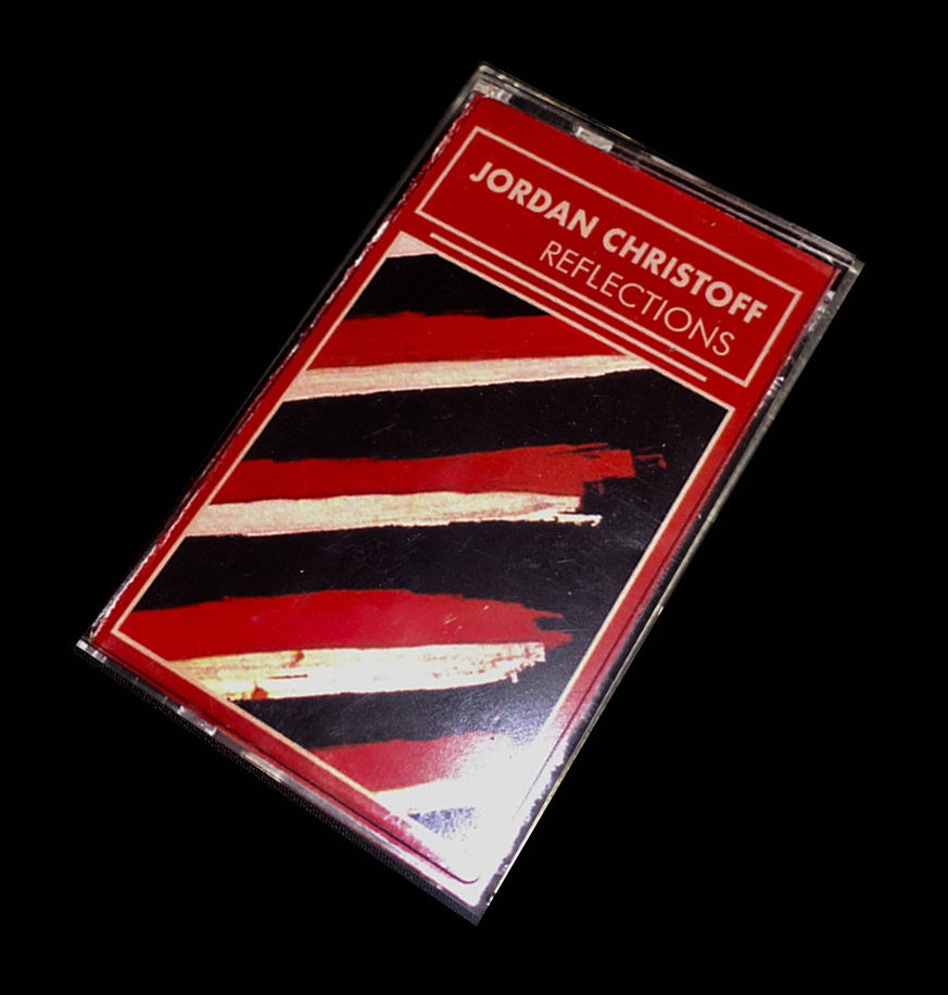 Reflections by Jordan Christoff (cassette)