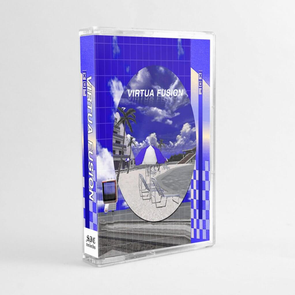 VIRTUA FUSION by VIRTUA FUSION (LIMITED EDITION CASSETTE TAPE)
