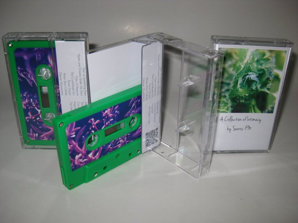 A Collection of Intimacy by Saros-FM (Compact Cassette)