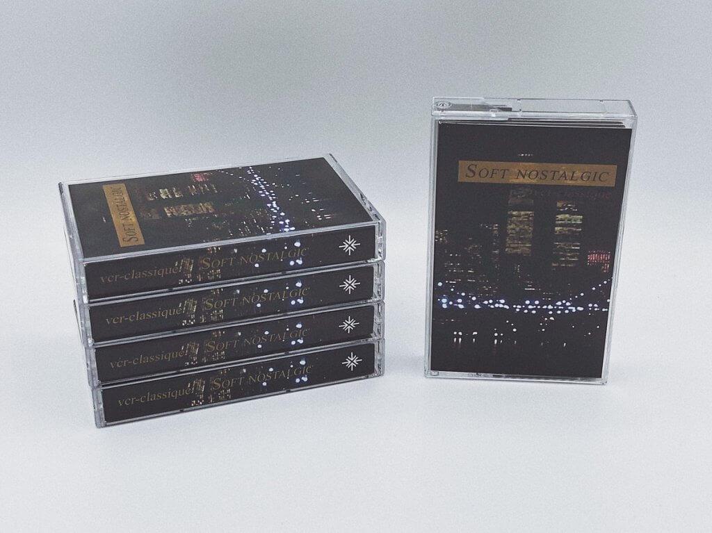 soft nostalgic by vcr-classique (Limited Edition Cassette)