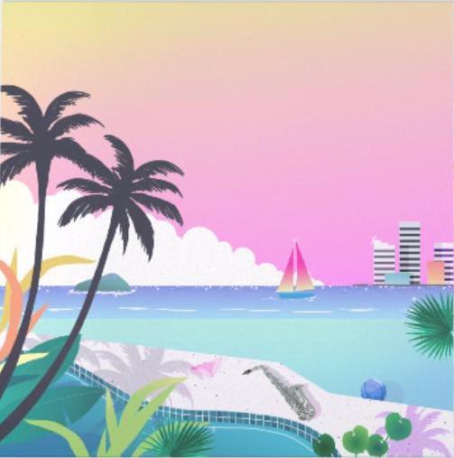 Sunsets nano神社 (✪㉨✪) (vinyl)