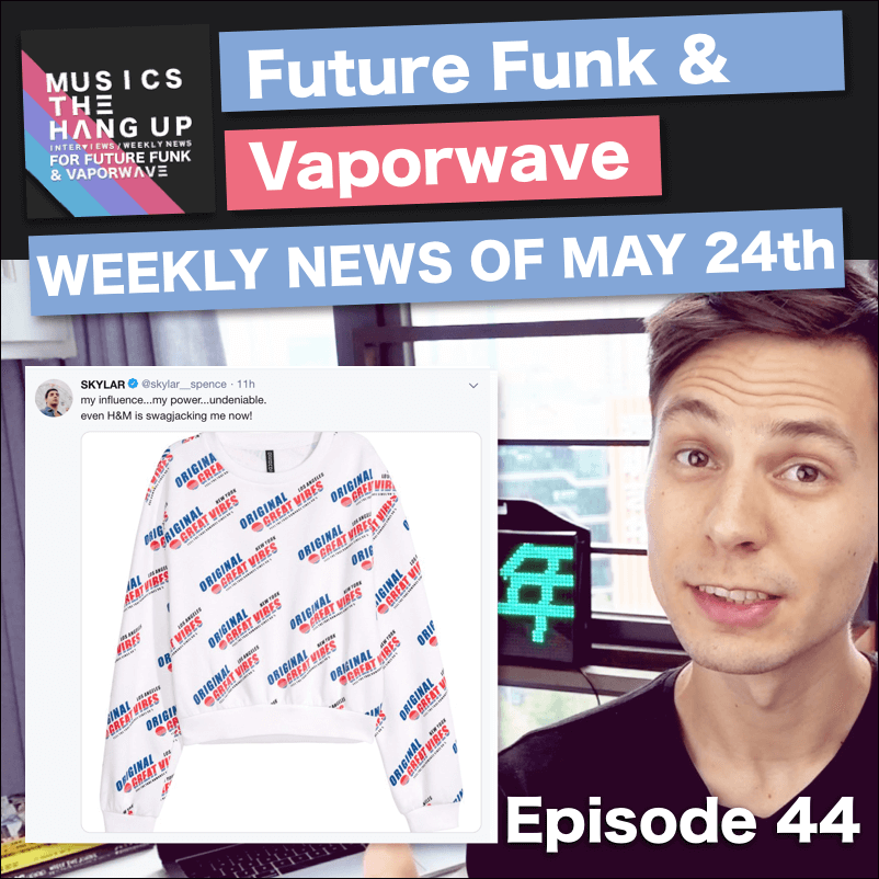 Future Funk & Vaporwave weekly news #11
