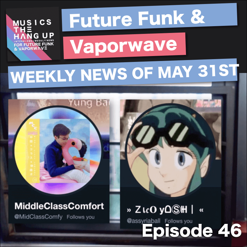 Some labels shutdown while others start up & other Future Funk and Vaporwave News 4