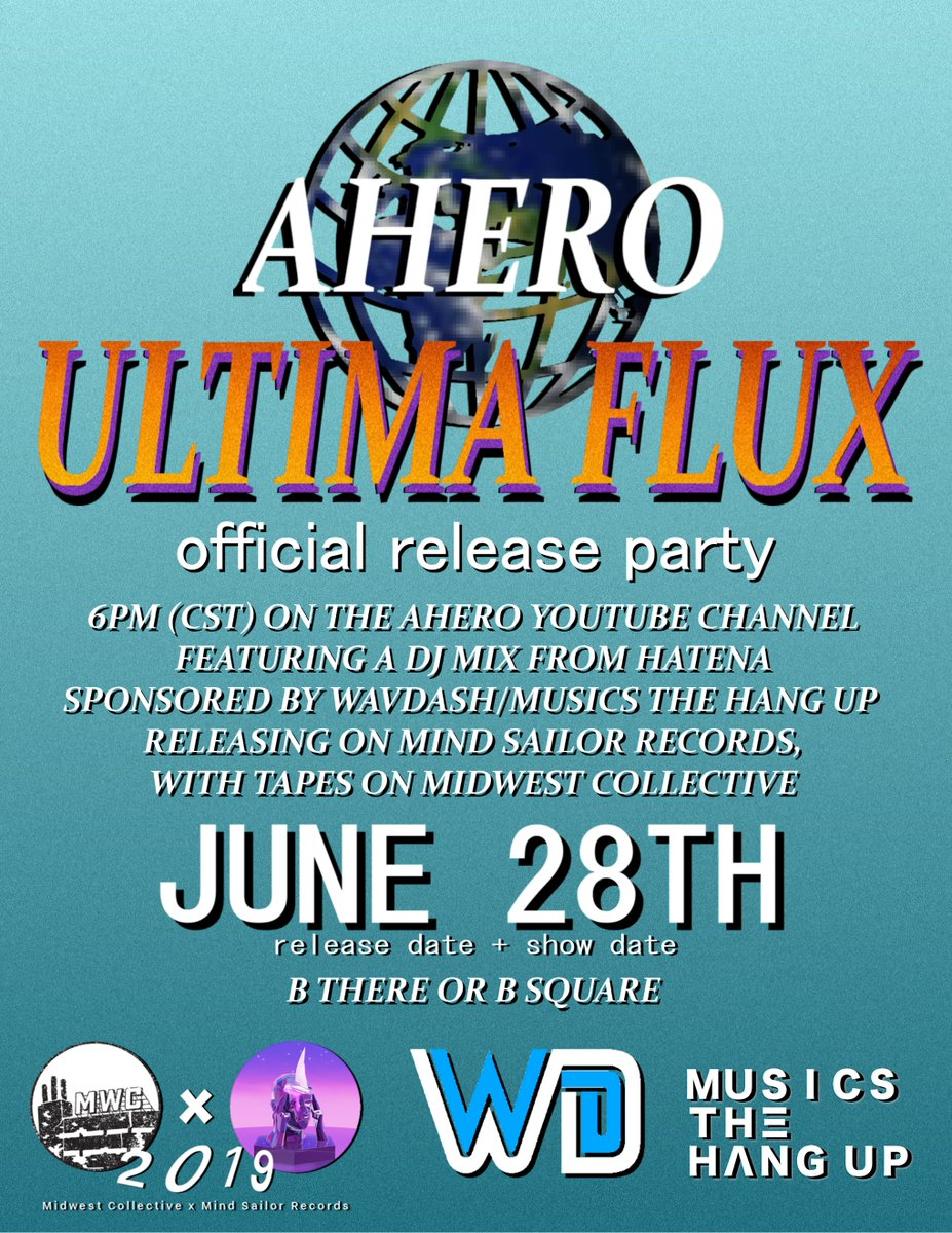 Ahero - Ultima Flux