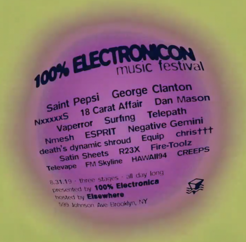 Wave 2 of 100% Electronicon Announced! 1