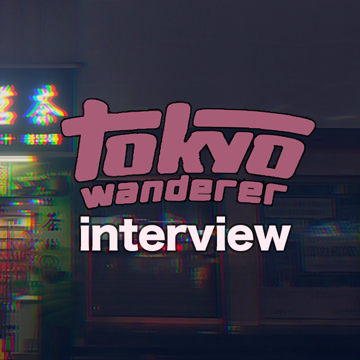 Meet the bass player (and founder) of Tokyo Wanderer - Interview