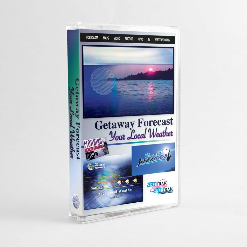 Getaway Forecast by Alternate Skies (Limited Edition Cassette)