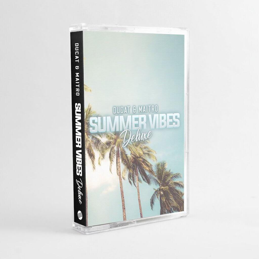 DUCAT & MAITRO release new album plus other cassettes 1