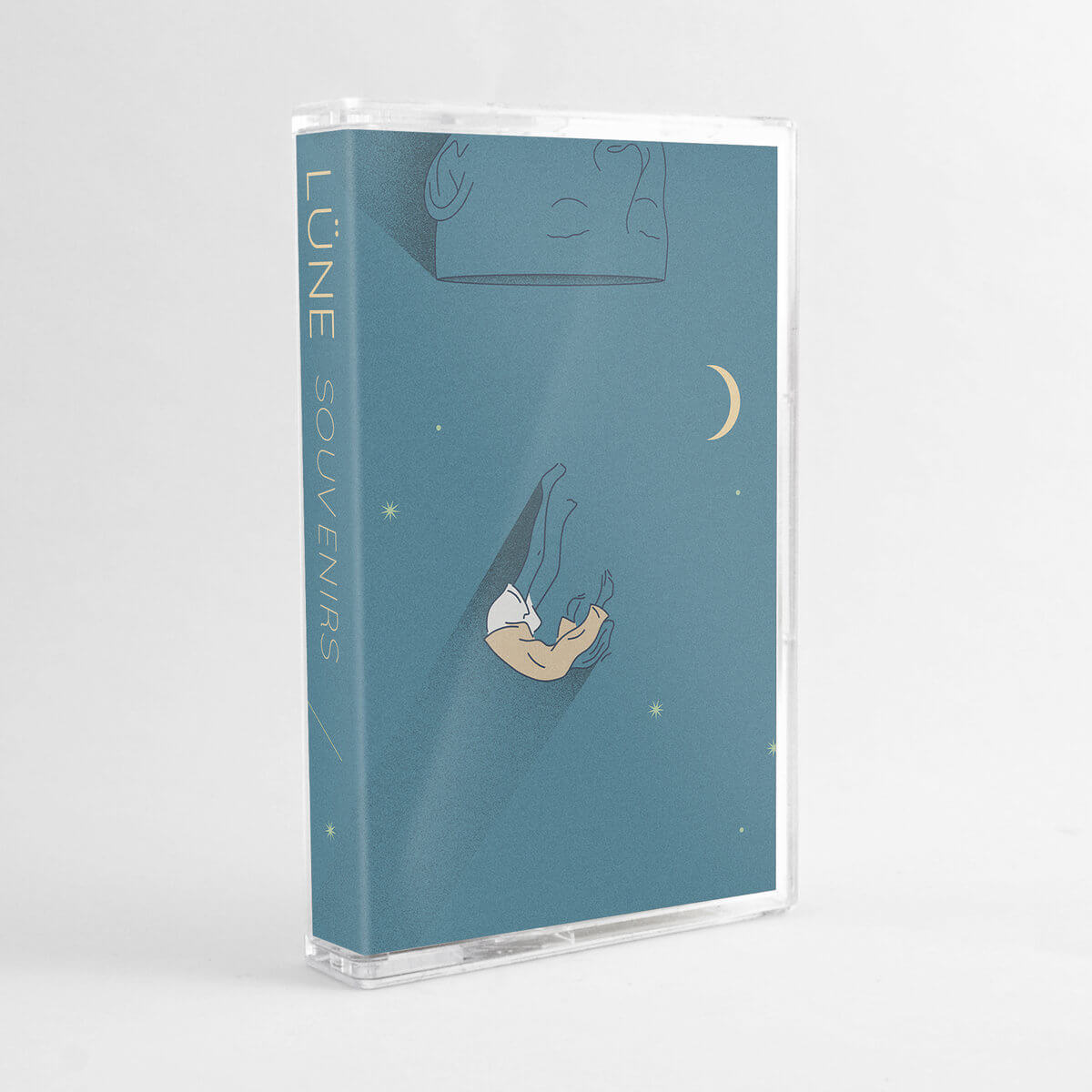 Souvenirs by LÜNE (Limited Edition Cassette Pre-Order) 1