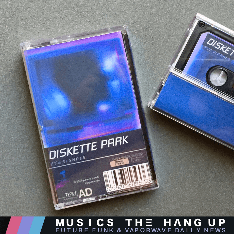 Diskette Park Cassette and Floppy