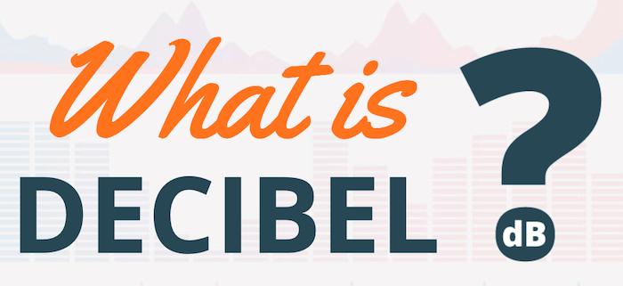 What is decibel