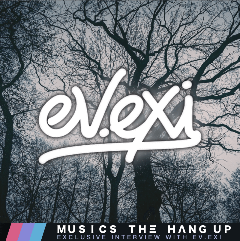 ev.exi Talks Playing Live Shows & Future Funk Show Groove Horizons (July 20th) | Musics the Hang Up