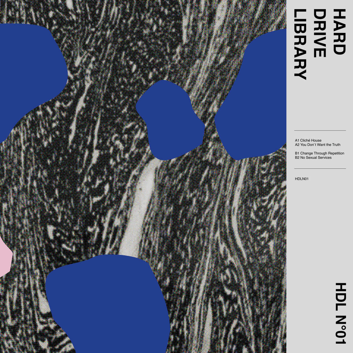 HDL N°01 by Hard Drive Library (VINYL) 1