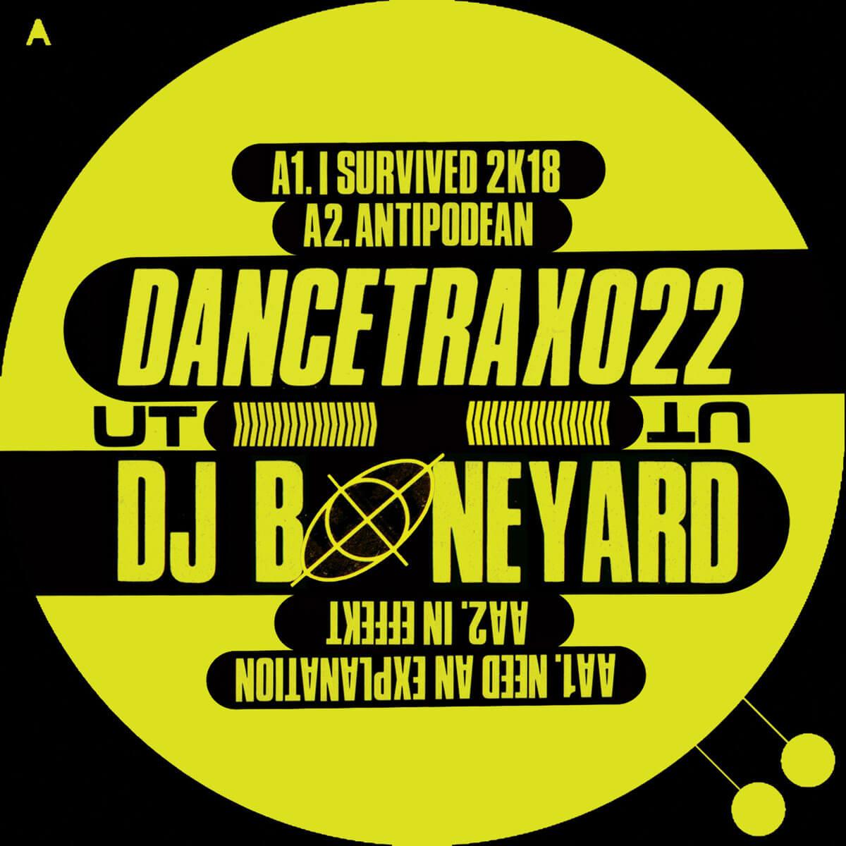 Dance Trax Vol.22 by DJ Boneyard (DJ Boneyard - Dance Trax Vol.22) 1