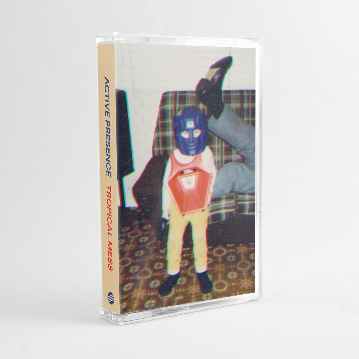 TROPICAL MESS by ACTIVE PRESENCE (Limited Edition Cassette + Digital Download) 1