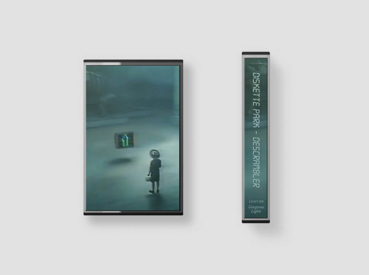 DESCRAMBLER by DISKETTE PARK (Limited Edition Cassette) 1