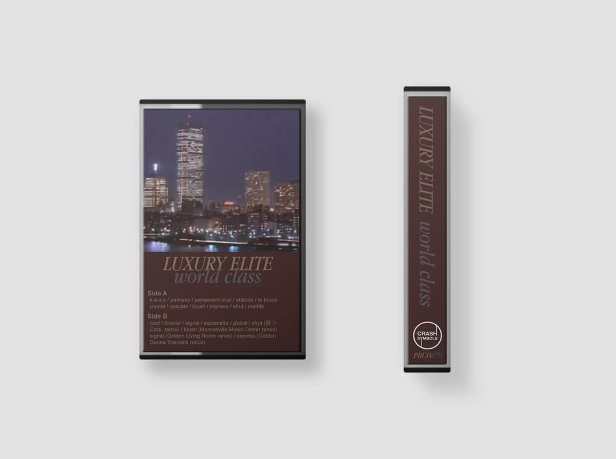 World Class by Luxury Elite (Cassette (3rd Edition, Ltd. 400)) 1