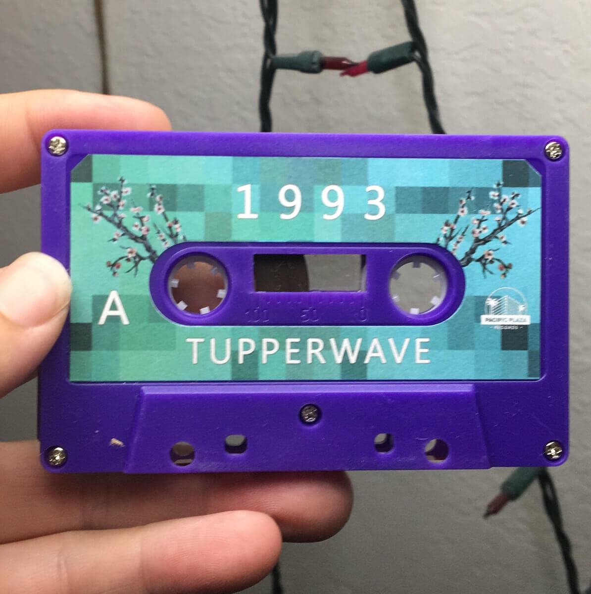 1 9 9 3 by TUPPERWAVE (Second Edition Purple Cassette) 1