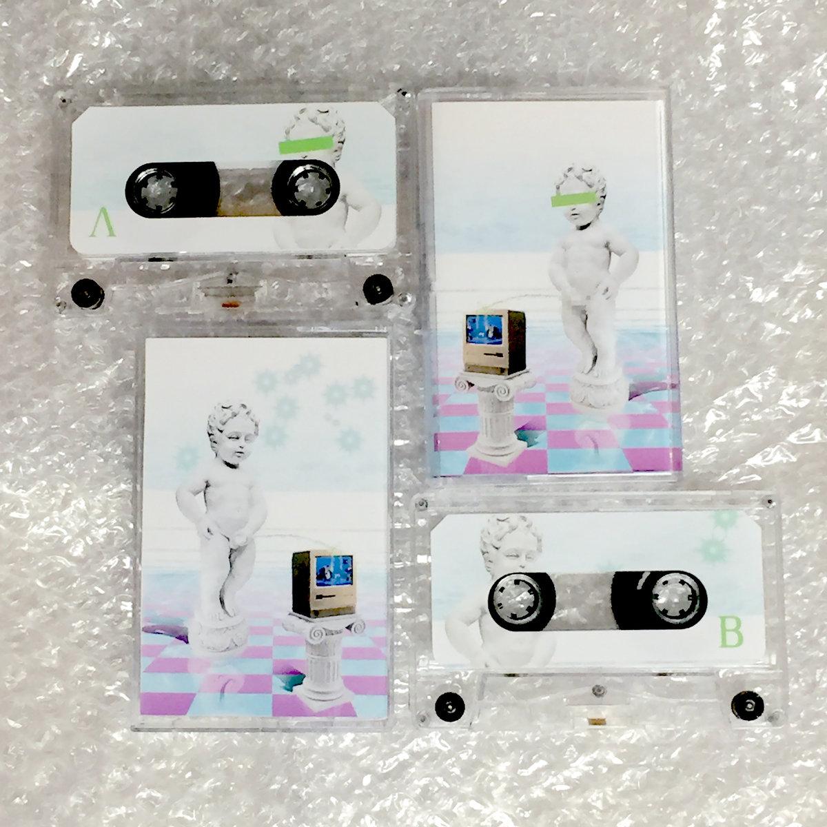 A Q U A R I A N A E S T H E T I C by Azuresands大麻 (ultrachrome ICON audiophile grade cassette) 1
