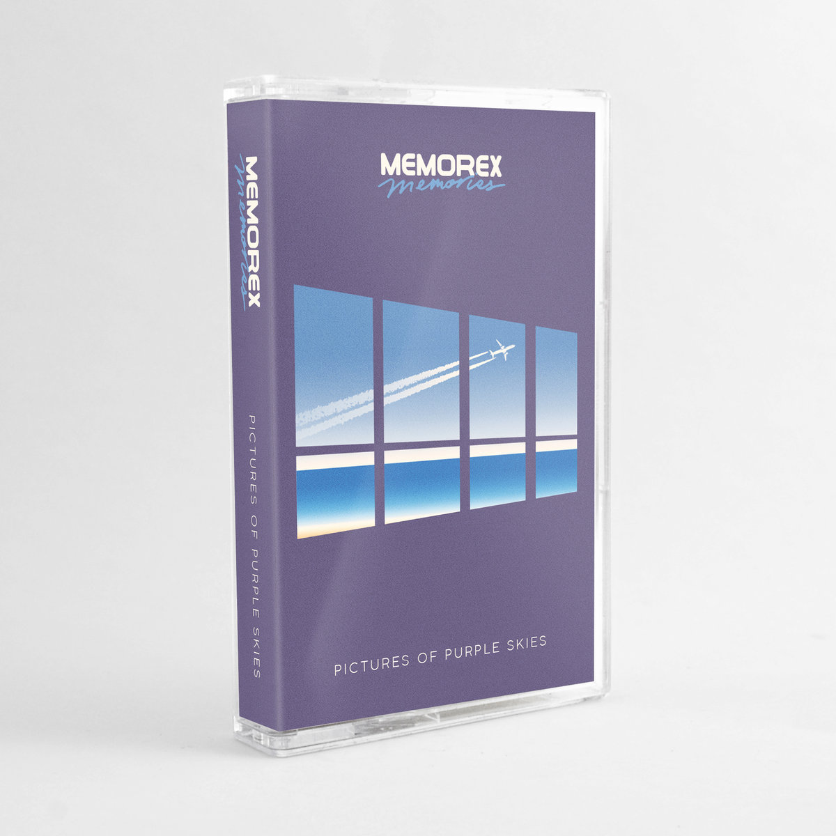 Pictures of Purple Skies by Memorex Memories (Limited Edition Cassette) 1