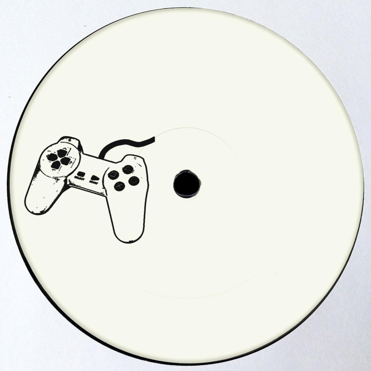 "90s Living EP by Bakground & Sangam (10"" Vinyl - LTWHT018) 1"